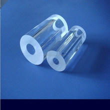 Clear thick wall glass tubing from southeast quartz lianyungang jiangsu
