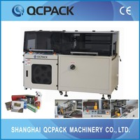 toothpick automatic shrink over wrapping machine factory