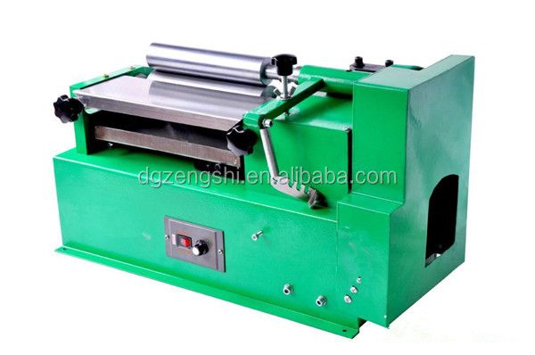 leather goods making machine for handbag