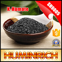"""Huminrich"" 100% Water Soluble Super Potassium Humate/ Powder/Flakes/Column Granular"