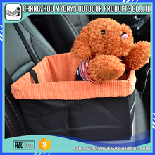 pet dog booster seat for cars with lighter weight