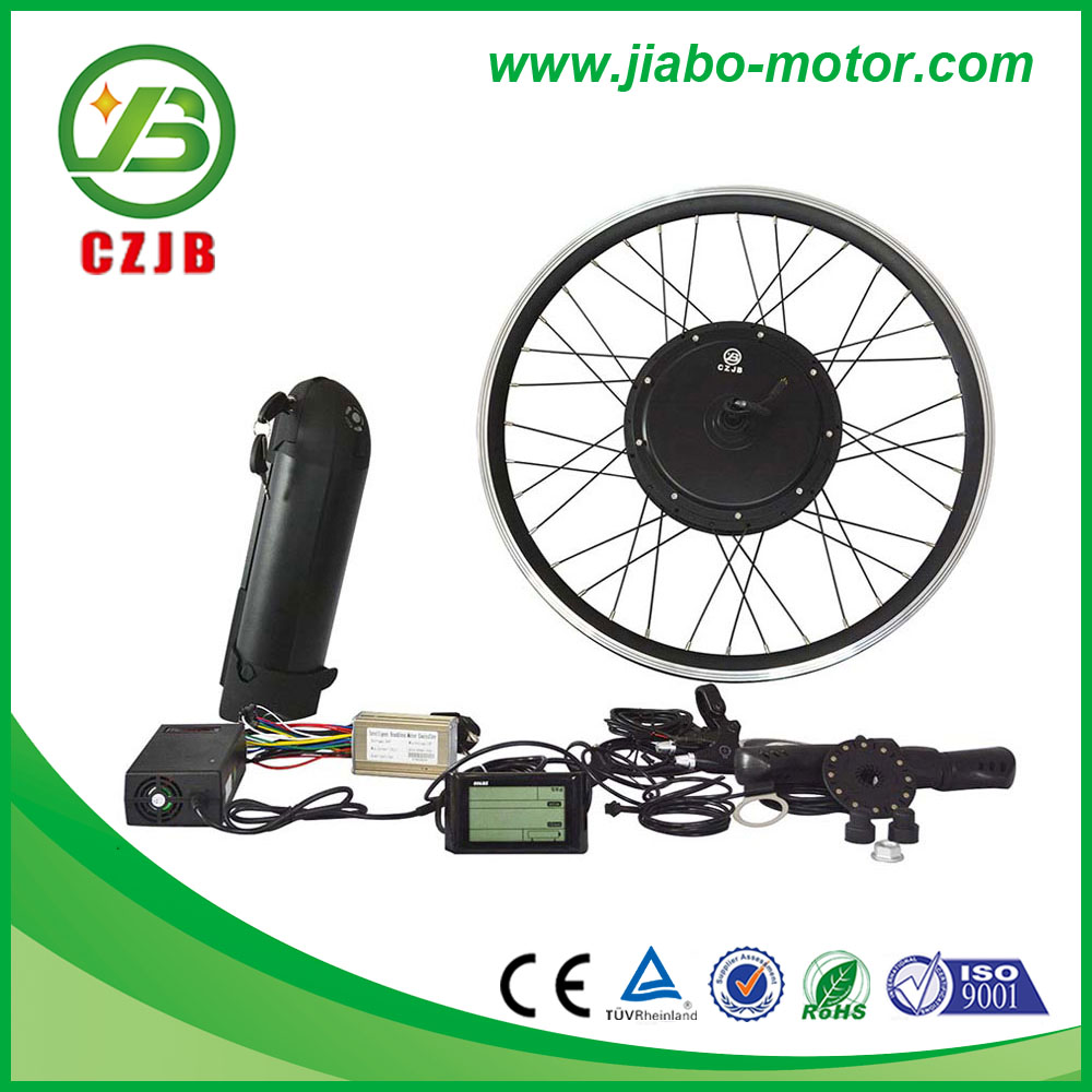 CZJB 48v 1000w Brushless Electric Bicycle Hub Motor Conversion Kit