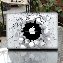 OEM Custom design laptop skin cover sticker for macbook sticker