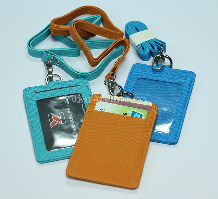 Superior ID/Staff card holder with detachable lanyard