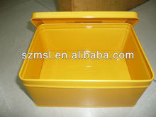 rectangle tin box,Perfume oil tin packaging box,metal boxes for sale