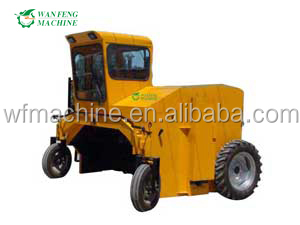 agricultural equipment self-propelled organic fertilizer compost windrow turner machine for sale