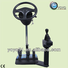 Brazil Situation 3D Vehicle Driving Simulator On Low Price Sales