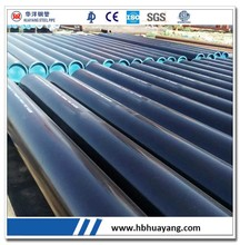 ASTM A106 SEAMLESS STEEL PIPES FOR OIL AND GAS LINE