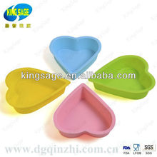 Cheap whalesale Silicone mold for baking wonderful cakes