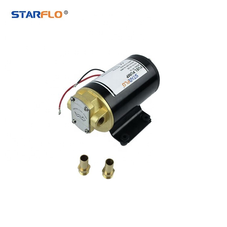 STARFLO FP-24 DC high quality 24 volt electric diesel transfer <strong>pump</strong>