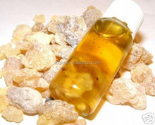 Natural Olibanum Oil For Fragrance / Therapeutic Grade / ISO & GMP Approved