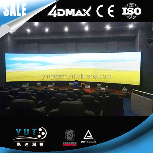 2017 The Newest 5d cinema medical equipment simulator