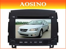 car audio radio car dvd gps for HYUNDAI Sonata 2008 with bluetooth GPS Navigation