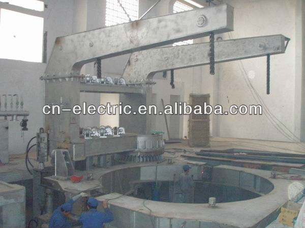 EAF-40T Electric Arc Furnace