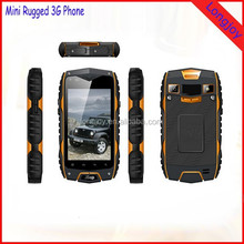 2016 Best Quality Mini Rugged Waterproof Android Dual Sim Phone Discovery V10