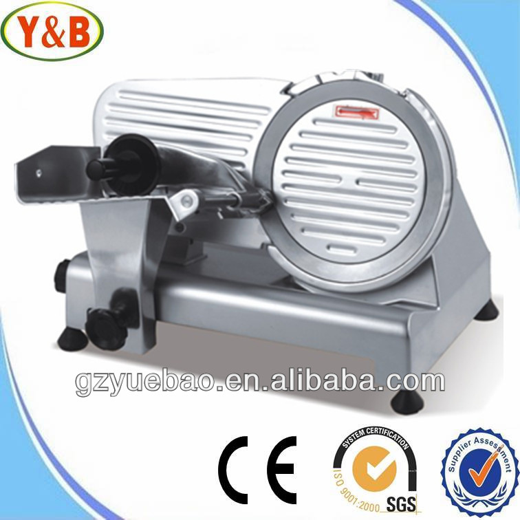 8-10inch stainless steel electric frozen meat slicer