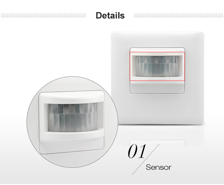 auto pir infrarot led wireless sensor bewegungsmelder mit pir led licht sensoren produkt id. Black Bedroom Furniture Sets. Home Design Ideas