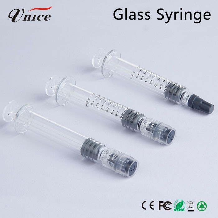 2017 alibaba empty disposable cbd oil glass syringe ce3 atomizer hemp glass wickless cartridge 280mah 510 buttonless battery