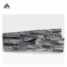 Cheap china factory supply 60*15cm combination flexible polished natural granite wall tiles