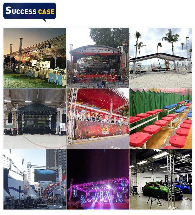 Corporate Events portable stage/wedding stage/outdoor concert stage