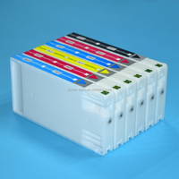 DX100 uv dye ink for fuji dx100 ink cartridge refill dx100 printer ink cartridge chip for fuji