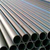 HDPE pipe for underground drainage and sewer pipe