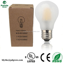 CUL/UL approved led office pendant light 120v dimmable led bulbs b22 e26 e27 a60 edison filament led bulbs
