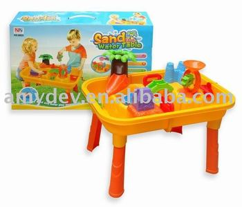 Summer items Sand and Water Table Toy for kids