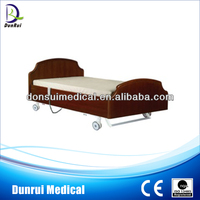 DR-831(CE/FDA/ISO) Warranty 3 Years Electric Two Function Stylish Home Care Medical Bed
