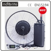MOTORLIFE/OEM 48V1000W rear drive electric bicycle kit e- bike motor electrico bicicleta