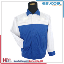 EN ISO 11611/11612 anti-static jacket workwear