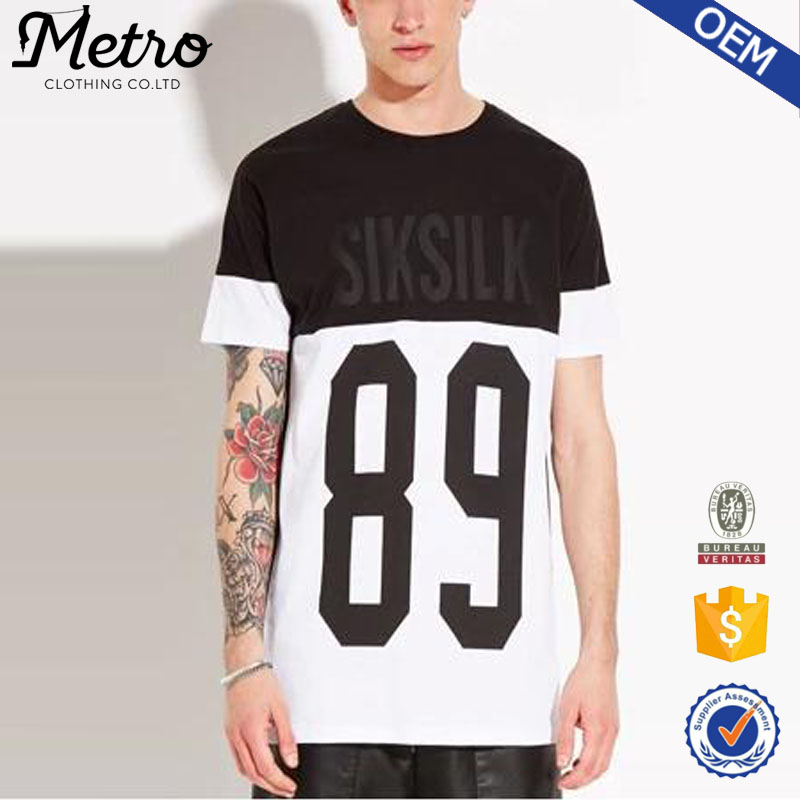 2015 OEM Manufacturer High Quality Custom Cheap Baseball Tee Shirts Wholesale