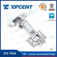 CH.7045 35mm cup special angle auto close cabinet door hinge