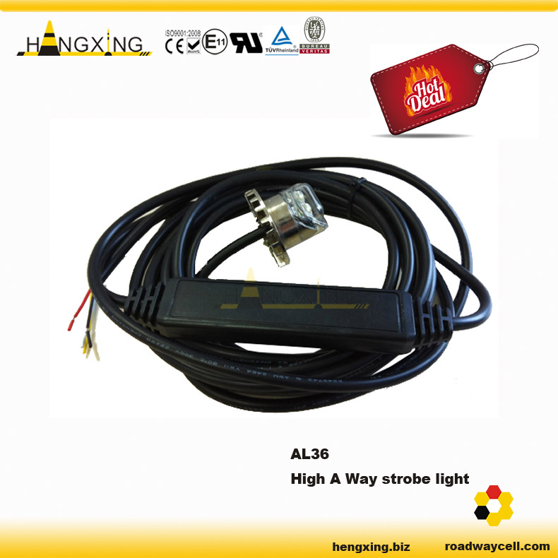 AL36 led car light warning /motorcycle led warning lights