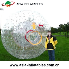 Football Inflatable Body Zorb Ball ,Human Hamster Balls For Extreme Sports