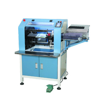 SWM-450 wholesale Crimping And Cutting Function Available PVC Plastic Spiral Coil Spring Binding Machine