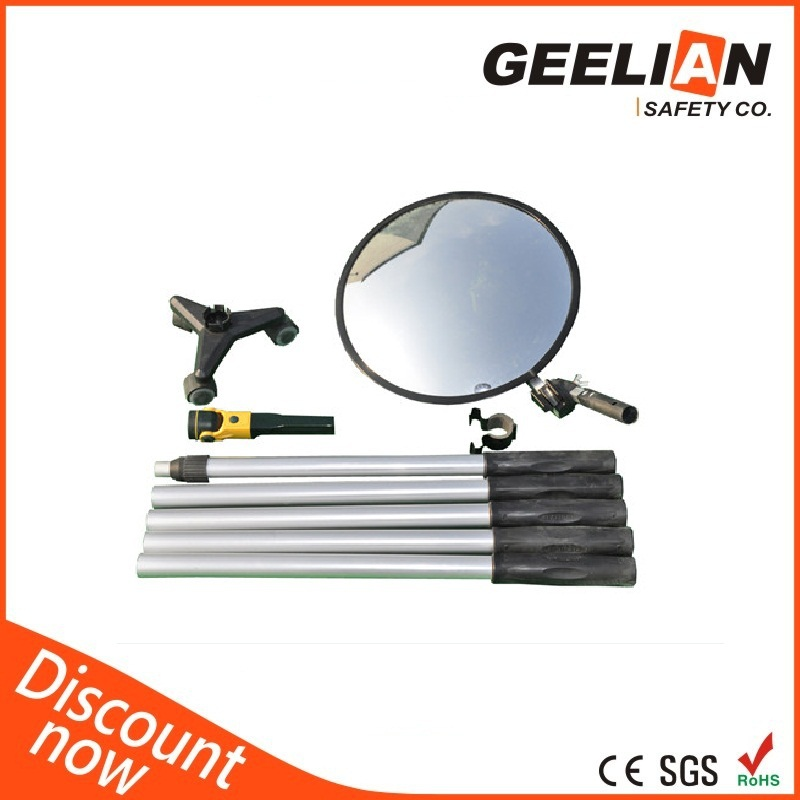 Hot sale checking folding under vehicle search mirror