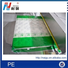 packing bags for bed sheets ( plastic roll film for packaging )