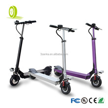 35km/h long range 8 inch foldable electric scooter with 350w motor