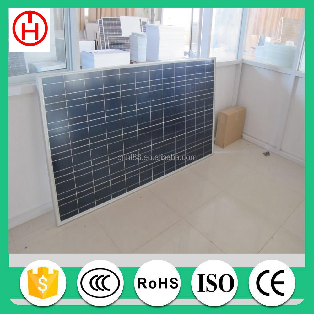 cheap 300w polycrystalline solar panel in China mainland