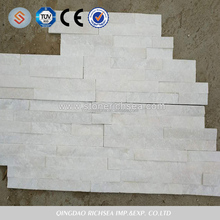 Order From China Direct Quartz Stone White Cultural stone