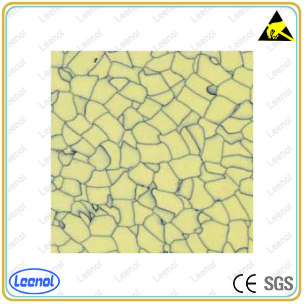 LN-903 ESD reliable discontinued peel and stick vinyl floor tile