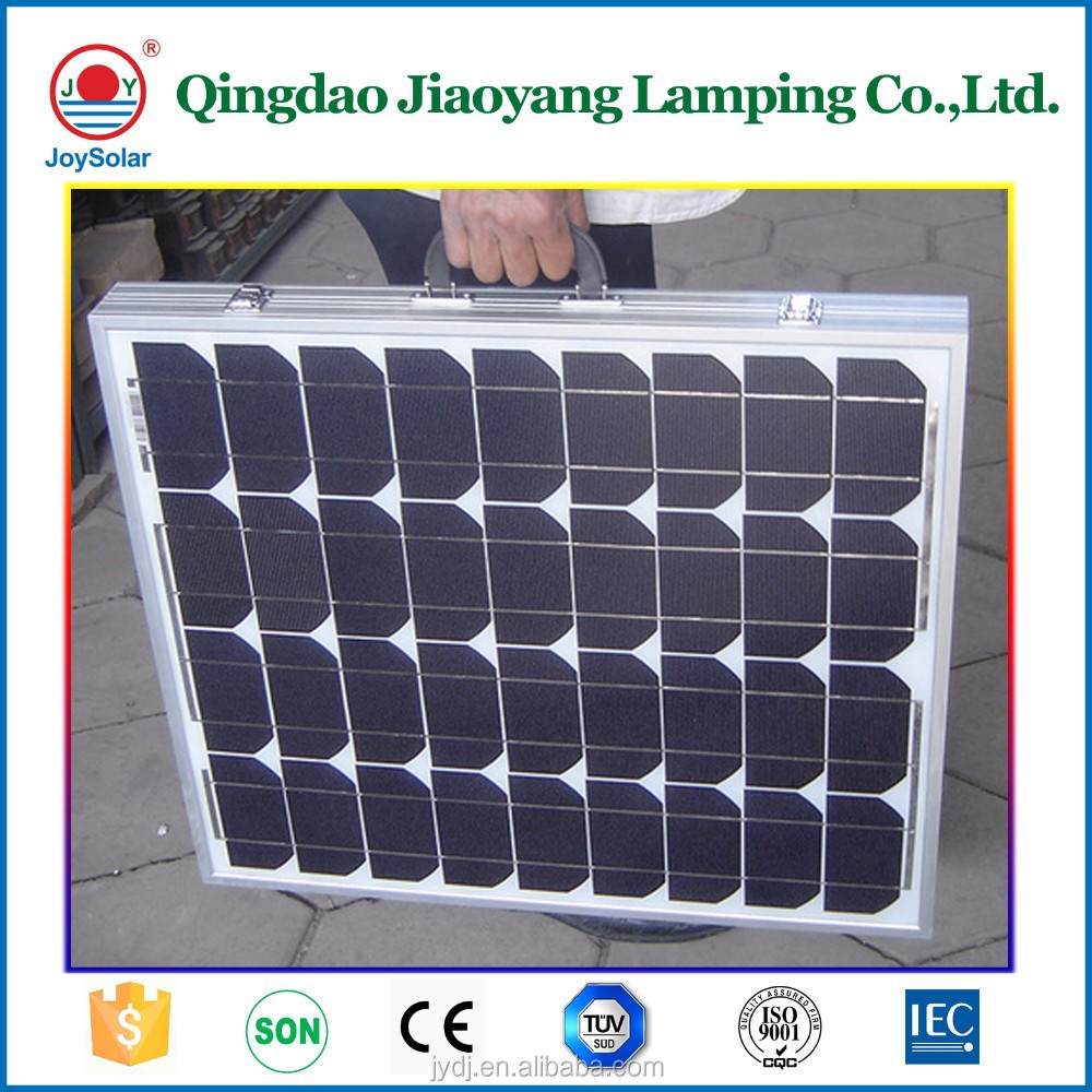 100w folding solar panel in excellent quality