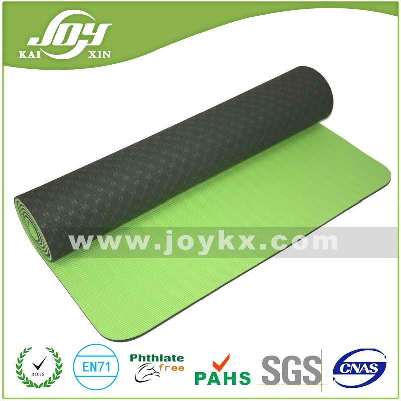 gros tapis de yoga cologique pas cher autres produits de fitness musculation id de produit. Black Bedroom Furniture Sets. Home Design Ideas