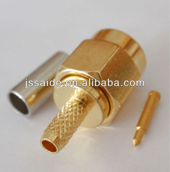 SMA plug/male RF connector for RG316 RG178 RG174 cable