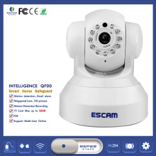 Baby monitor wireless escam qf001 CCTV ip camera with speaker microphone available for 3G 4G GSM mobile phone