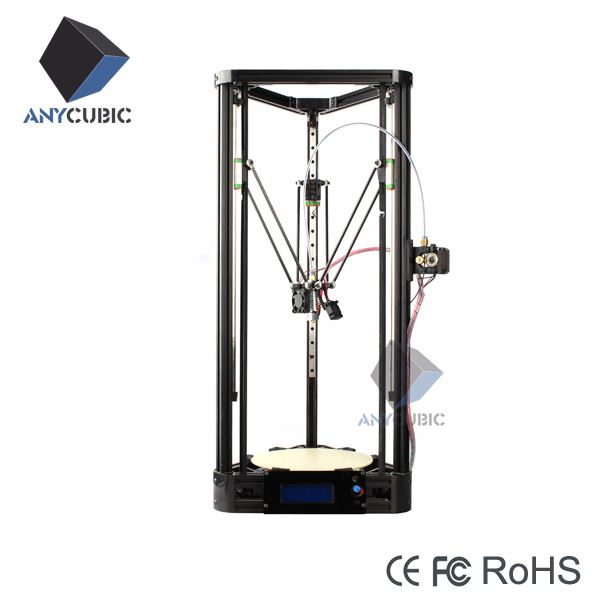 Anycubic kossel pro delta 3d printers price closed house for 3d printer house for sale