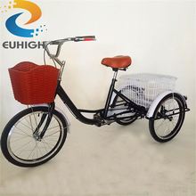 Hot sale 20 inch adult tricycle/trike/3 wheel bicycle