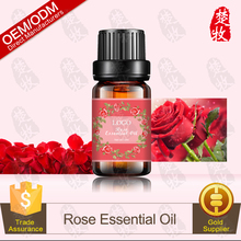 Organic Bulgarian Rose Pure Essential Oil 10ml OEM/ODM Professional Supplier