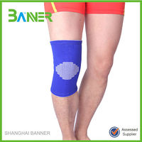 Whosale nylon elastic knee sleeve protector